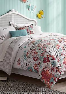 Collier Campbell CC Sketchbook Full/Queen Comforter Set