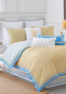 Southern Tide Sailgate King Reversible Comforter Set