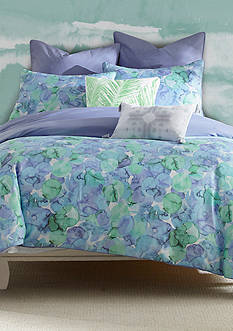 Amy Sia Sea of Glass Reversible Full/Queen Comforter Set