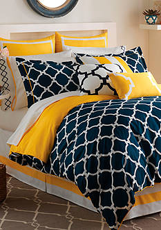 Jill Rosenwald Hampton Links Comforter Collection