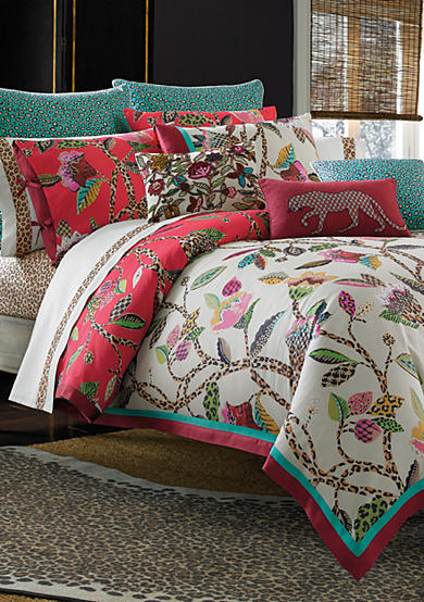 Collier Campbell Leopard Trail Bedding Collection Online