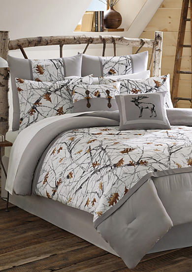 True Timber™ Snowfall Bedding Collection