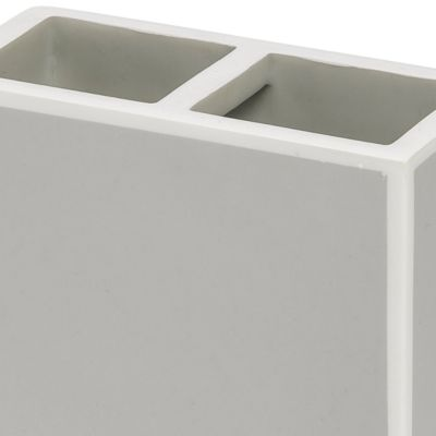Kassatex Bath Accessories: Grey Kassatex SOHO LTN DISPENSER