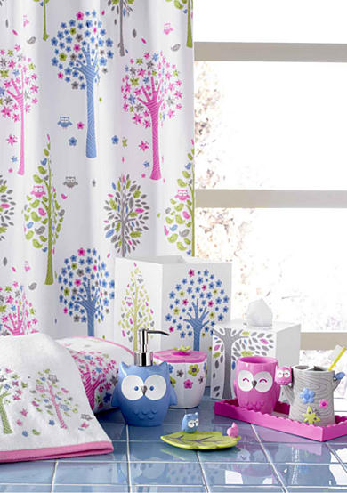 Kassatex Bambini Merry Meadow Bathroom Set Collection