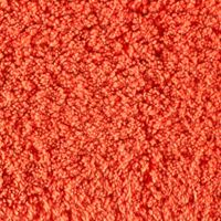 Bath Mats: Blood Orange Kassatex KASSADESIGN BRIGHTS 20X32 RUG