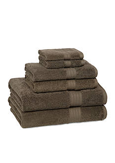 Kassatex Kassa Design Long Twist Cotton Towel 6-Piece Set