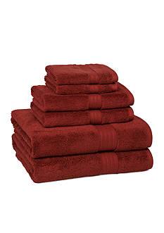 Kassatex Kassa Design Long Twist Cotton Towel 6-Piece Set
