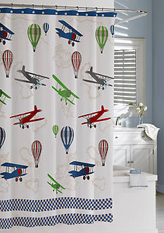 Kassatex Bambini In-Flight Shower Curtain - Online Only