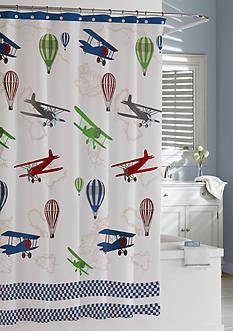 Kassatex Bambini In-Flight Shower Curtain - Online Only