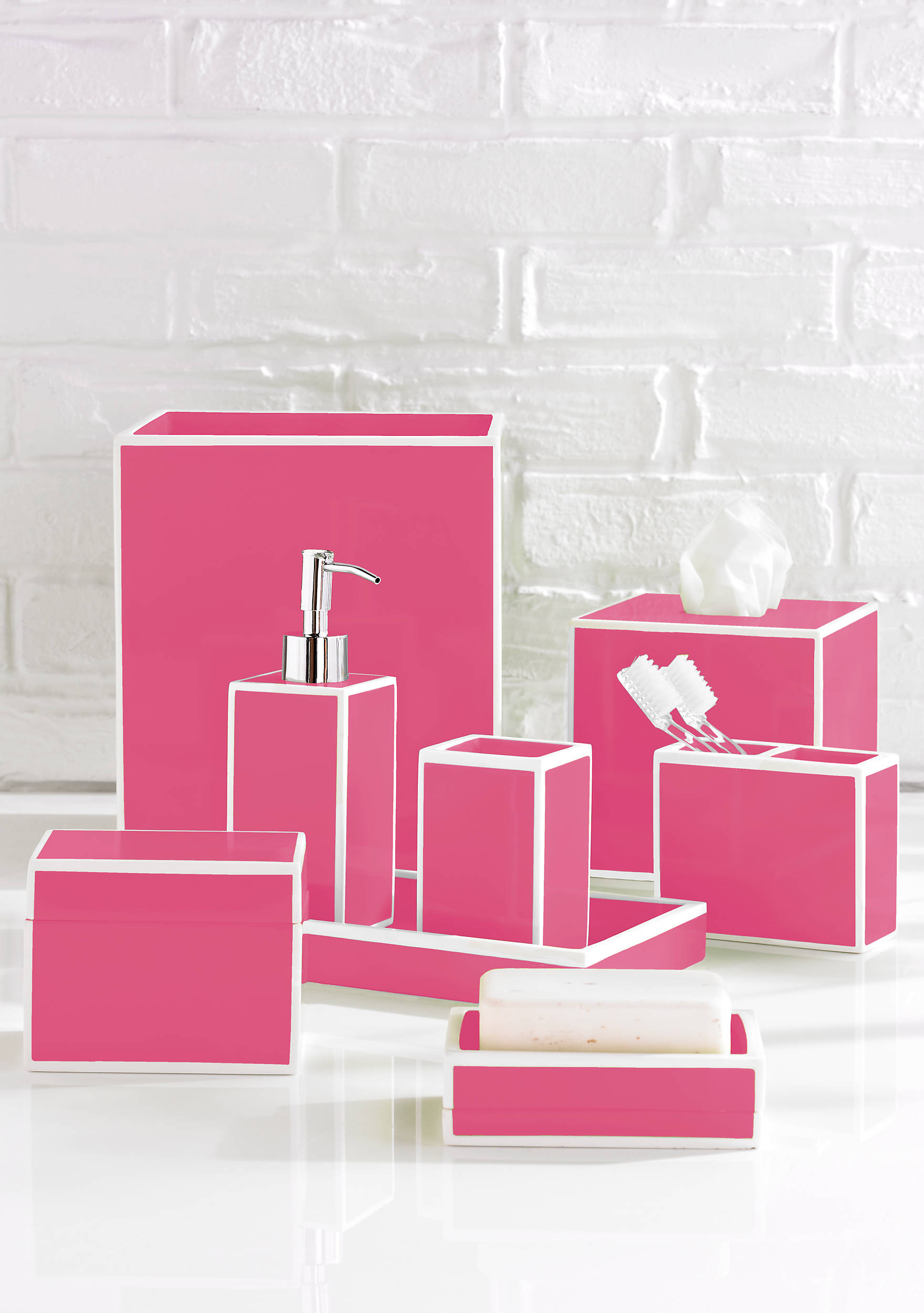 Bathroom accessories set online - Images Soho Bath Accessories Online Only