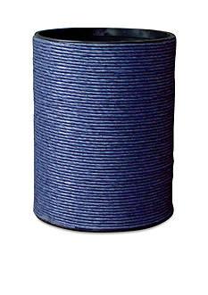 Lamont Home® Hand Spun Wastebasket