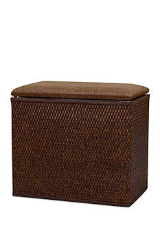 Lamont Home® Barrington Bench Hamper