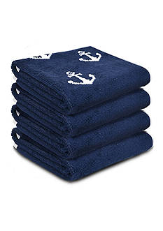 Lamont Home® LAMONT HOME ANCHORS TOWEL SET-SET OF 6