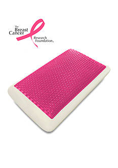 Comfort Revolution Pink Bubbles Hydraluxe Bed Pillow