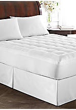 500 Thread Count Crypton Full Mattress Pad