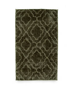 Home Accents Signature Fashion Tufted Cut and Loop Bath Rug 20-in. x 34-in.