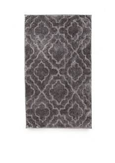 Home Accents Signature Fashion Tufted Cut and Loop Bath Rug 24-in. x 40-in.