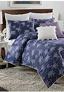 cupcakes and cashmere™ Sketch Floral Duvet