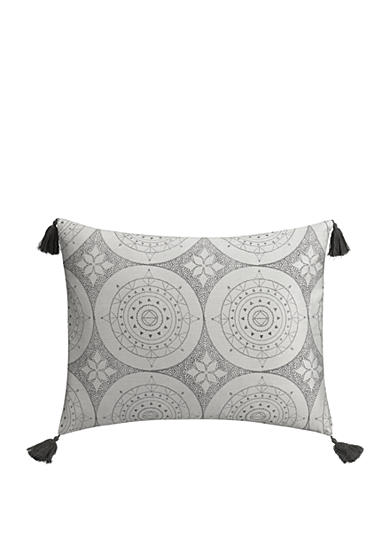 cupcakes and cashmere™ Dotted Medallion Pillow Sham