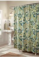 m.style Island Breeze Shower Curtain - Online Only