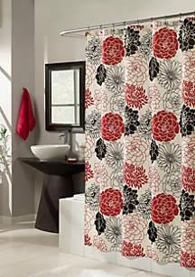 Shower Curtains Belk - Bathroom shower curtains with designs