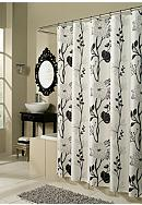 m.style Cassandra Shower Curtain - Online Only