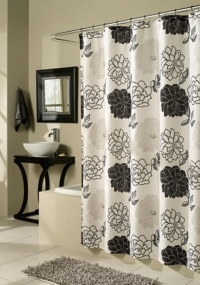 m.style Summer Garden Shower Curtain - Online Only