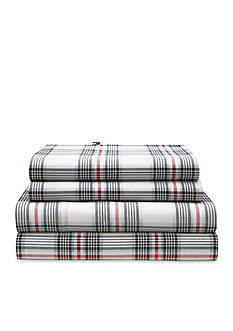 Tommy Hilfiger EVENING PLAID WHITE K SS