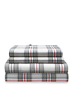 Tommy Hilfiger EVENING PLAID WHITE TW SS