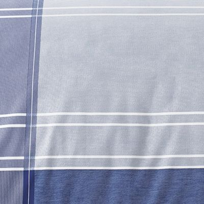 Coastal Bedroom: Blue Tommy Hilfiger Lambert's Cove Stripe Twin Sheet Set