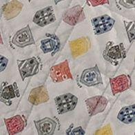 Tommy Hilfiger Bed & Bath Sale: Multi Tommy Hilfiger MONOGRAM GROSGRAIN FLANGE NAVY DEC