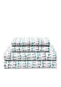 Tommy Hilfiger Sunny Palms Twin XL Sheet Set