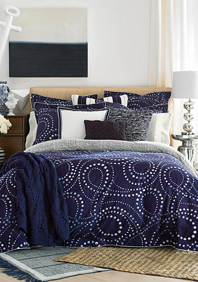Tommy Hilfiger California Dot Bedding Collection
