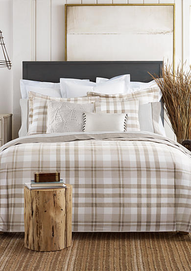 Tommy Hilfiger Range Plaid Bedding Collection