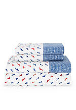 Seagulls Twin Sheet Set 66-in. x 96-in.