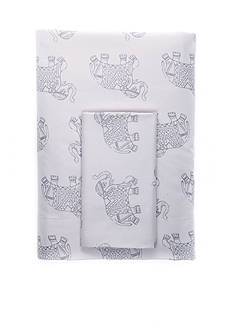 Home Accents Microfiber Sheet Set