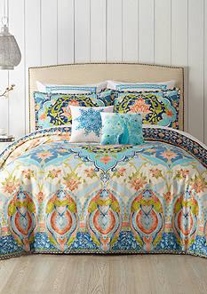 Jessica Simpson Aquarius Twin Comforter Mini Set