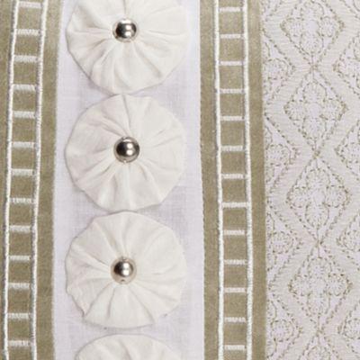 Modern Bedding: Green Jessica Simpson JS LILIANE DEC #1