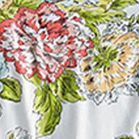 Floral Bedding: Multi Jessica Simpson JS ELODIE 18' RUFFLED
