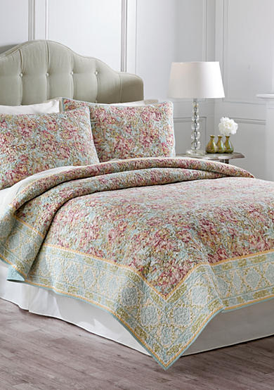 Jessica Simpson Marina Quilt Collection Belk