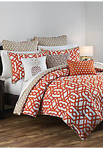 Wyatt King 3-piece Comforter Set 106-in. x 94-in.
