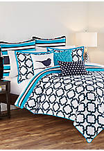 Taylor King 3-piece Comforter Set 106-in. x 94-in.