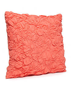 New Directions Brianna Textured Decorative Pillow
