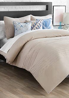 New Directions Vince Khaki King Bedding Collection