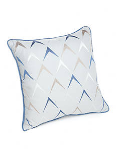 New Directions Vince Arrow Embroidered Decorative Pillow