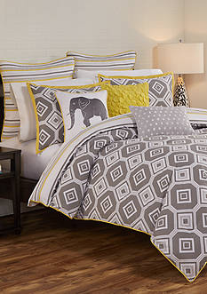 New Directions® Logan Comforter Set