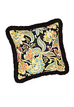 Boulle Square Decorative Pillow 18-in. x 18-in.