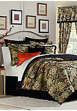 Boulle Queen Comforter Set 92-in. x 96-in.