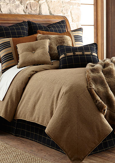 HiEnd Accents Ashbury Bedding Collection