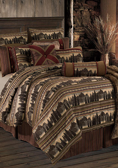 HiEnd Accents Briarcliff Bedding Collection